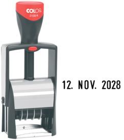Datumselbstfärber Colop 2100/4 4mm