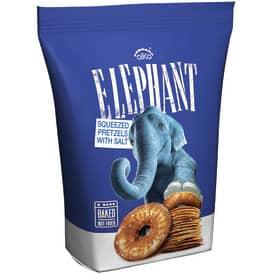Knabbergebäck Elephant Meersalz 80g