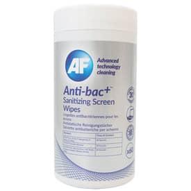 Bildschirm-Reinigungstücher AF Anti-Bac+ 60ST