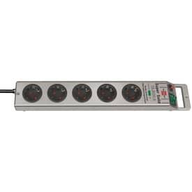 Steckdosenleiste Brennenstuhl 5-fach mit Schalter