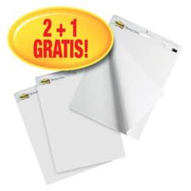 Meeting-Chart Post-it 76,2x63,5cm 3 Blöcke