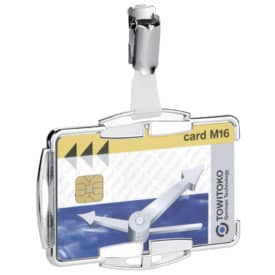 Kartenhalter Durable RFID Mono Secure 10 Stück