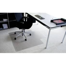 Bodenschutzmatte 2,4mm 130x120cm Form U