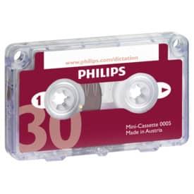 Minikassette Philips LFH0005 2x15min