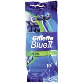 Einwegrasierer Gillette Blue II / 10 Stück