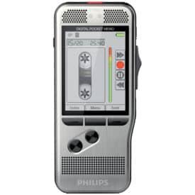 Diktiergerät Philips DPM7200/0 digital silber