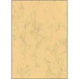Papír dopisní Sigel, A4, 90 g, 100 listů, pískový mramor