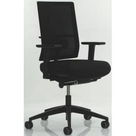 Drehstuhl ohne AL AIR S. schwarz ANTEO BASIC 5030-N3/KBS/SRW/YP009/N50