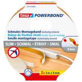 Páska montážní Tesa Powerbond®, oboustranná, 2 x 9 mm x 5 m = 10 m
