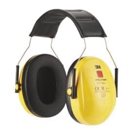 Arbeits-/Ohrschutz 3M gelb/schwarz H510AC