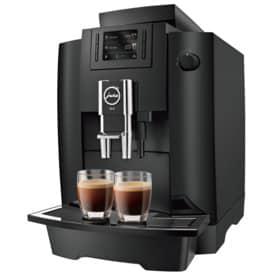 Kaffeevollautomat Jura WE6 schwarz