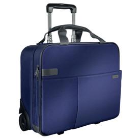 """Notebooktasche 15.6"""" Trolley titanblau LEITZ 6059-00-69 Smart Traveller"""
