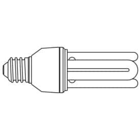 Energiesparlampe Maul 20W E27 82821 05
