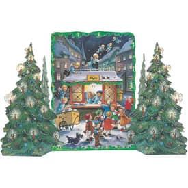 Adventkalender zum Aufstellen