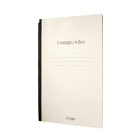 Notizheft Conceptum  A4 liniert CF202