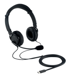 Headset Kensington HiFi USB-C mit Mikrofon