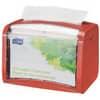 VÝPRODEJ Zásobník na ubrousky Tork Xpressnap®, červený plast
