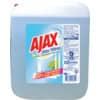 Glasreiniger Ajax kristallklar 10 Liter
