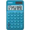 Kalkulačka kapesní CASIO SL 310UC BU, modrá, 10místný displej