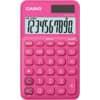 Kalkulačka kapesní CASIO SL 310UC RD, červená, 10místný displej