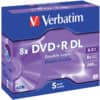 DVD+R Verbatim Double Layer 8,5GB 240min Jewelcase