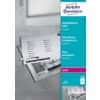 Kopierfolie Avery Zweckform 3480 selbstklebend 100BL
