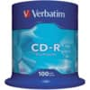 CD-R Verbatim 700MB 80Min 100ST Spindel