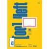 Heft A4 40BL lin.+KR URSUS green FX43 070440 13 o.Rahm.