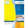 Universaletiketten 70x37 gelb HERMA 4406 100 Blatt
