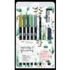 Dual Brush Pen TOMBOW Watercoloring Set