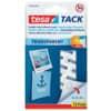 Oboustranně lepící snímatelné polštářky Tesa® TACK, 72 ks