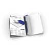 (1 × + Tužka kuličková SuperGrip-G, modrá ZDARMA) Blok Oxford My colours A5, linkovaný, 90 listů, assort