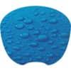 Mausmatte Wassertropfen blau Q-CONNECT KF04559