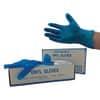 Einweghandschuhe Vinyl Gloves blau 100ST