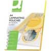 Laminovací fólie Q-Connect A4 pro laminování za tepla, 80 µm, 100 ks
