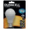 LED-Lampe Birne/40W frosted DURACELL A47F2N27B1 E27