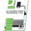 Overheadfolie A4 50ST transp. Q-CONNECT KF26074 Inkjet