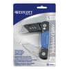 Messer Universal klappbar schwarz/blau WESTCOTT E-84033 00