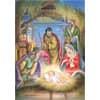 Adventkalenderbillett