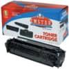Toner Emstar kompatibel HP CC530A schwarz
