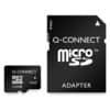 Speicherkarte Micro SDHC inkl. URA Q-CONNECT KF16012 16GB