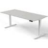 Schreibtisch Kerkmann Move3 180x80cm höhenverstellbar