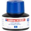 Inkoust MTK 25 pro permanentní popisovače edding, 25 ml, modrý
