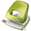 (SLEVA 22%) Děrovačka Leitz NeXXt 5008, celokovová, průřeznost 30 listů, metalická zelená
