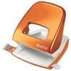 (SLEVA 22%) Děrovačka Leitz NeXXt 5008, celokovová, průřezností 30 listů, metalická oranžová