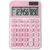 Tischrechner 10-stellig rosa SHARP SH-ELM335PK Solar/Batterie