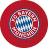 Motivteller 8ST FC BAYERN MÜNCHEN 990650