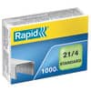 Drátky Rapid Standard 21/4, 1000 ks