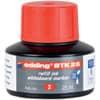 Inkoust BTK25 červený pro popisovače EDD360/361Ecoline 28, 25 ml
