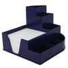 Schreibtischboy +Zettelbox blau METZGER 68476356 7-teilig